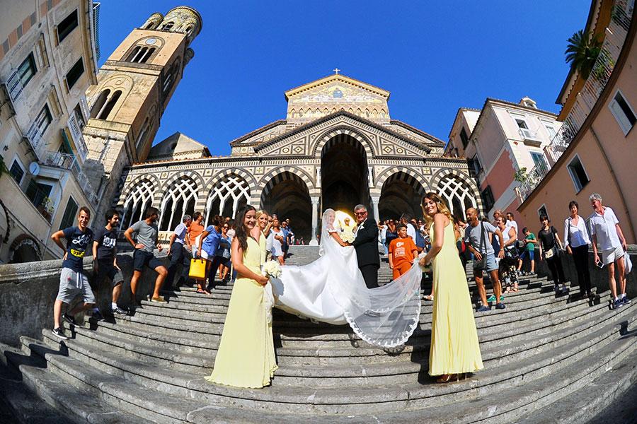 Catholic Weddings in Amalfi coast
