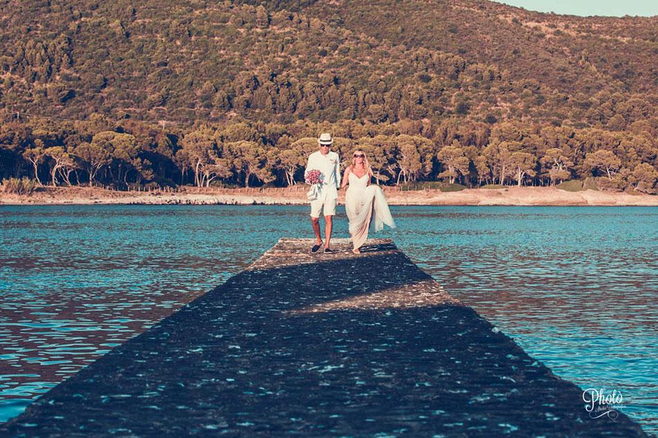 wedding in punta licosa cilento coast