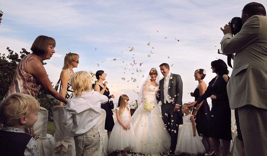 ravello civil wedding ceremony