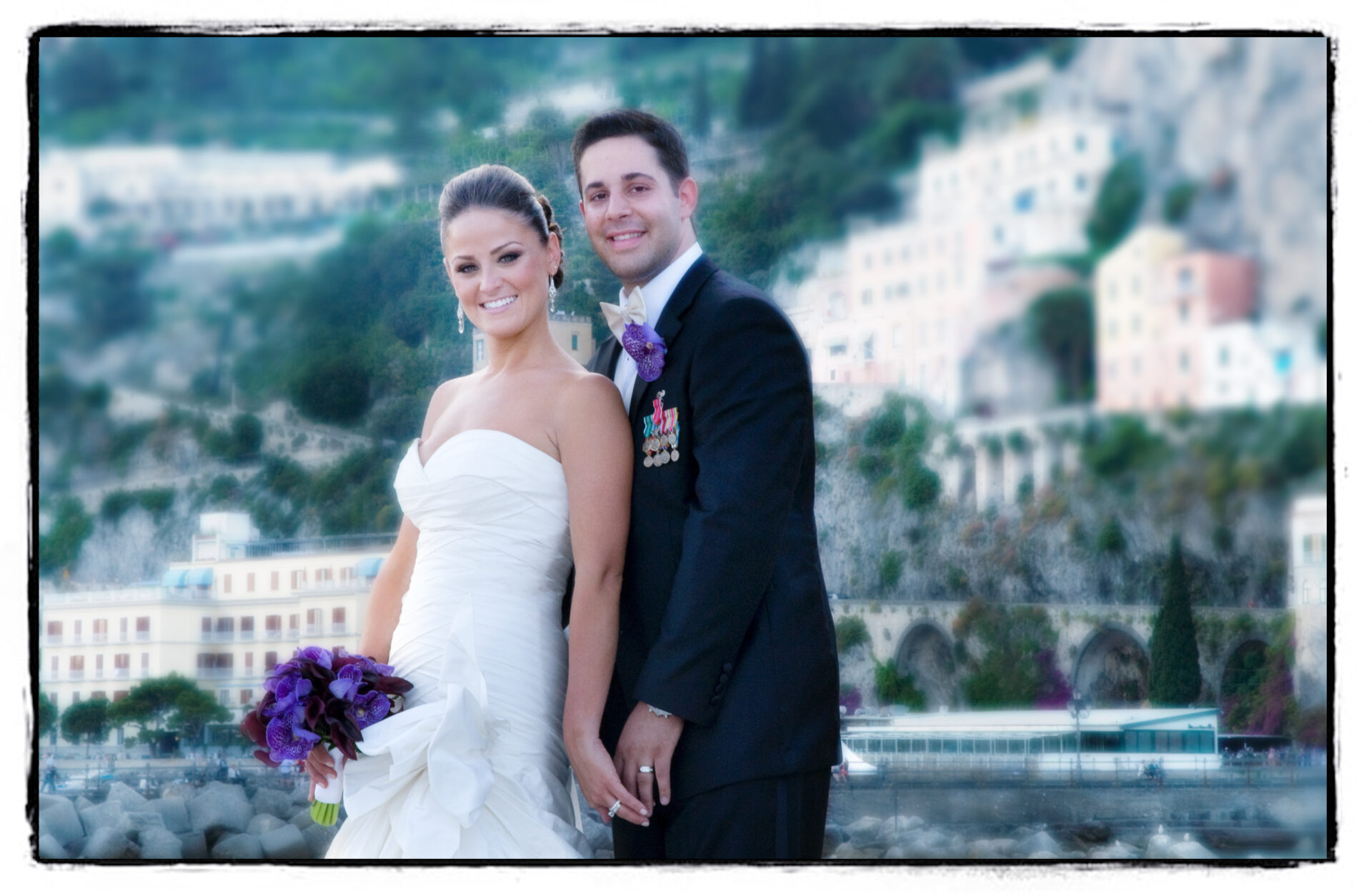 Renewal of Vows in Amalfi