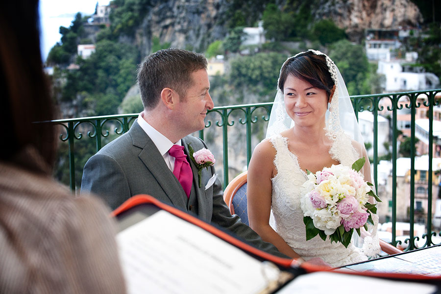 Civil Weddings in Positano Marriage Hall Town Hall