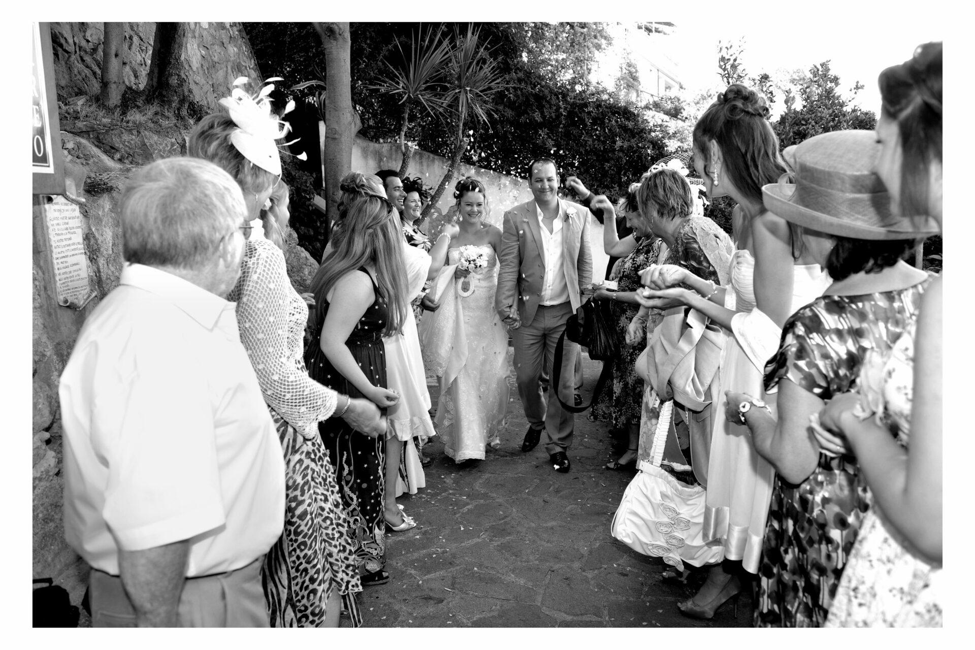 Civil Weddings in Praiano