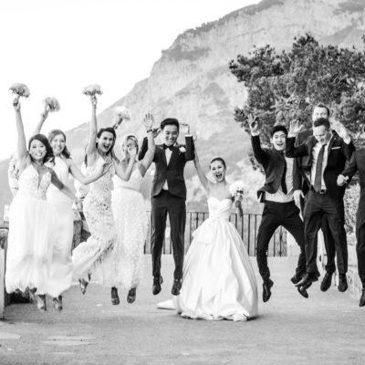 Exclusive wedding in Amalfi coast