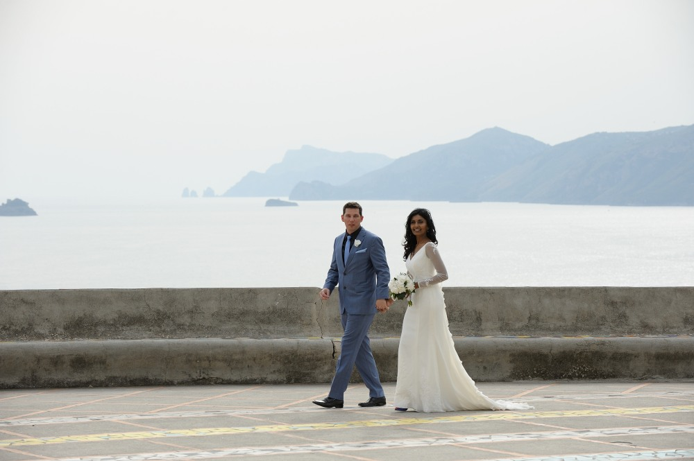 Protestant Weddings in Praiano
