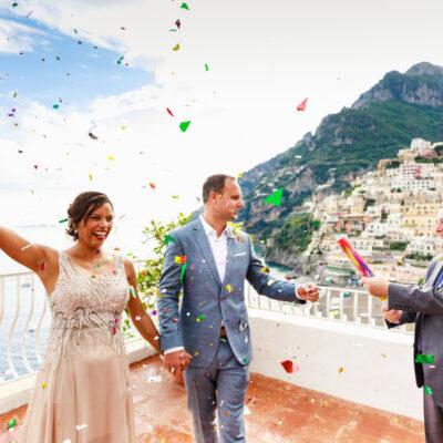 Positano marincanto weddings