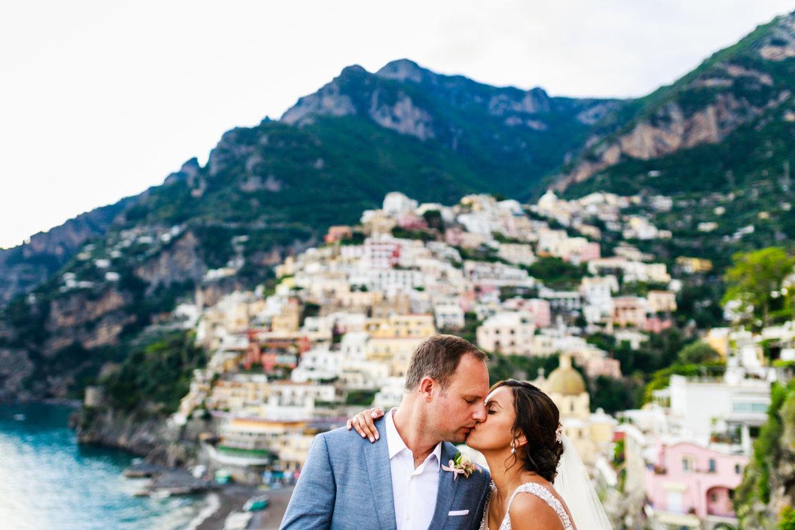 Weddings in Positano Marincanto Hotel
