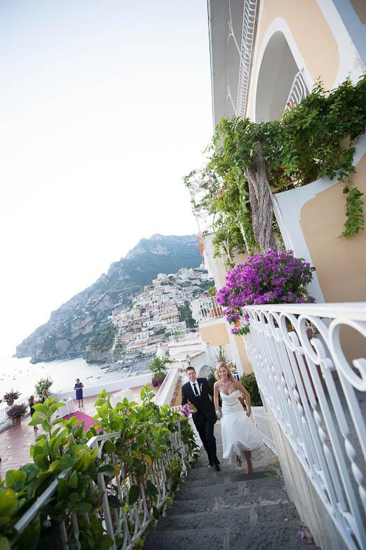 Weddings in Positano