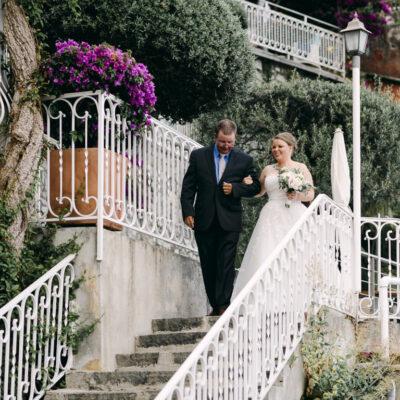 Positano wedding planner