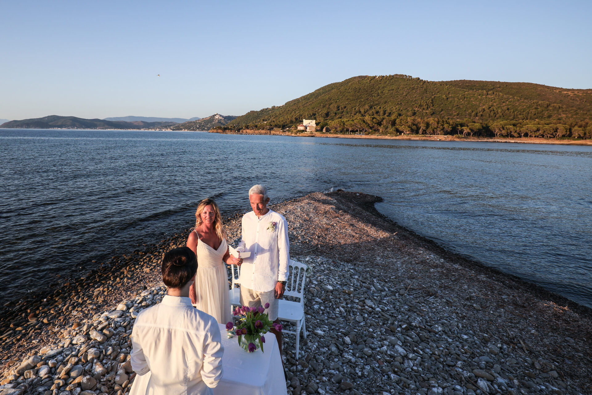 Weddings in Secluded Areas
