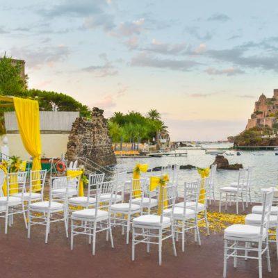 ceremony delfini hotel ischia 2