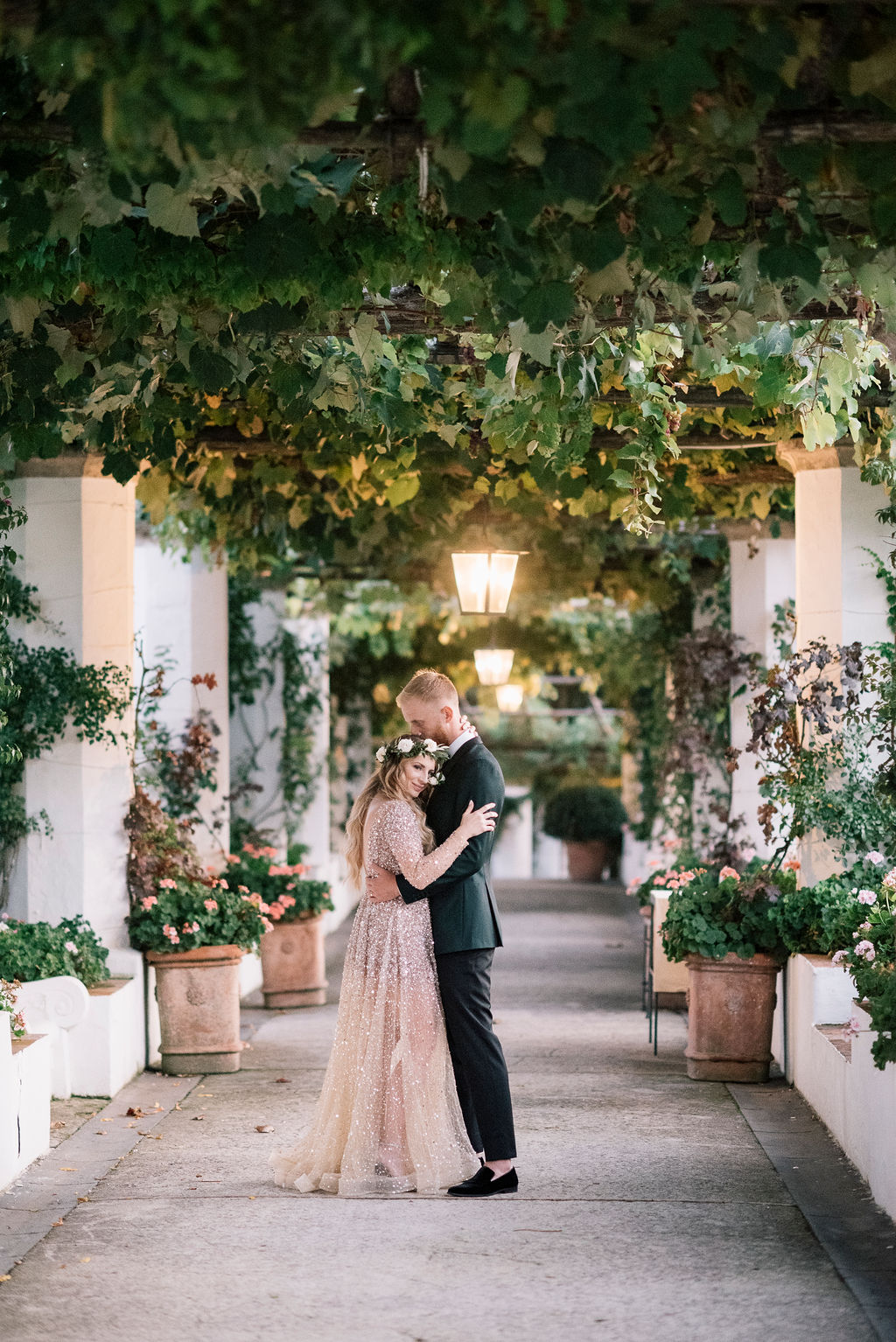 exclusive wedding in belmond caruso