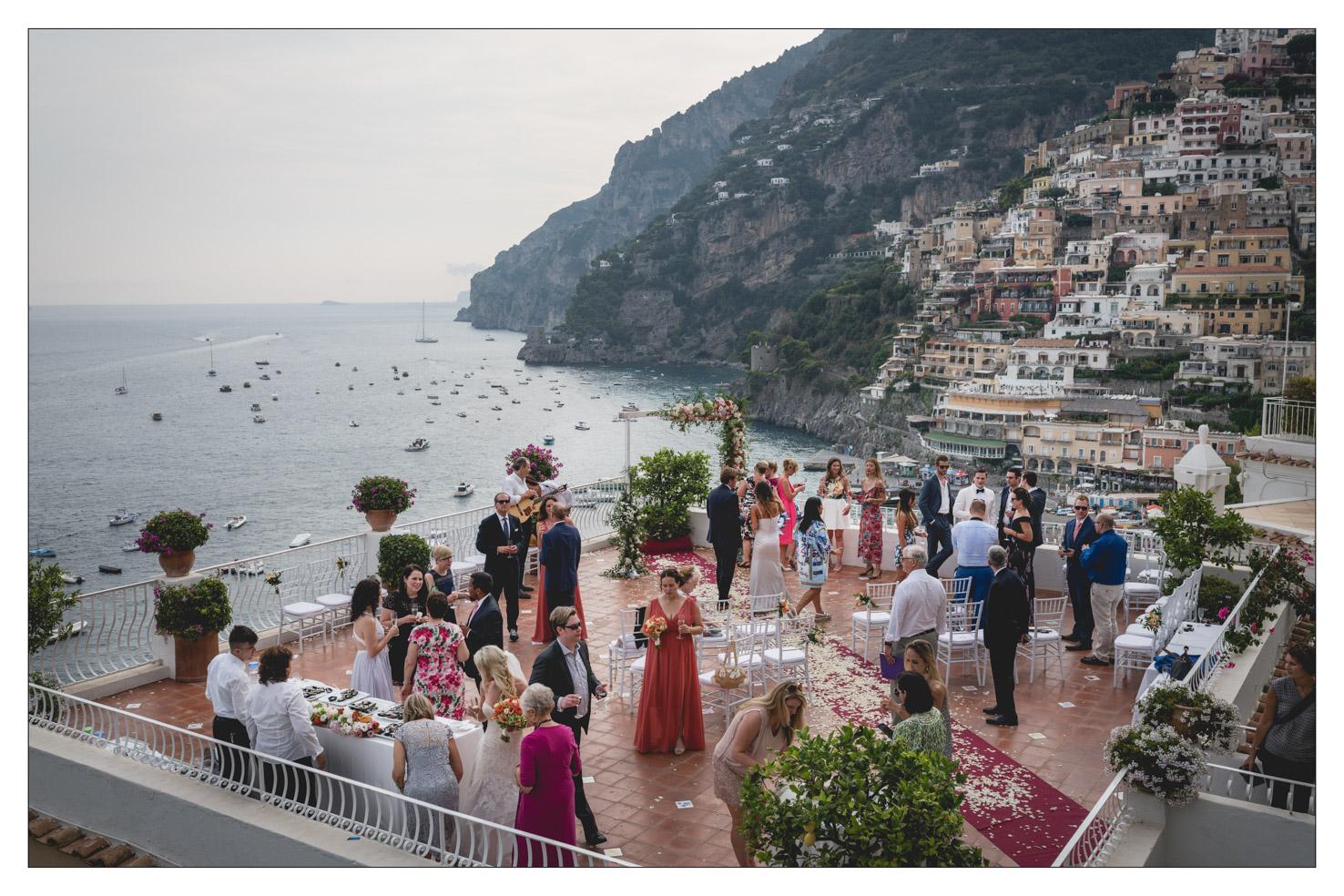 exclusive weddings in Amalfi coast