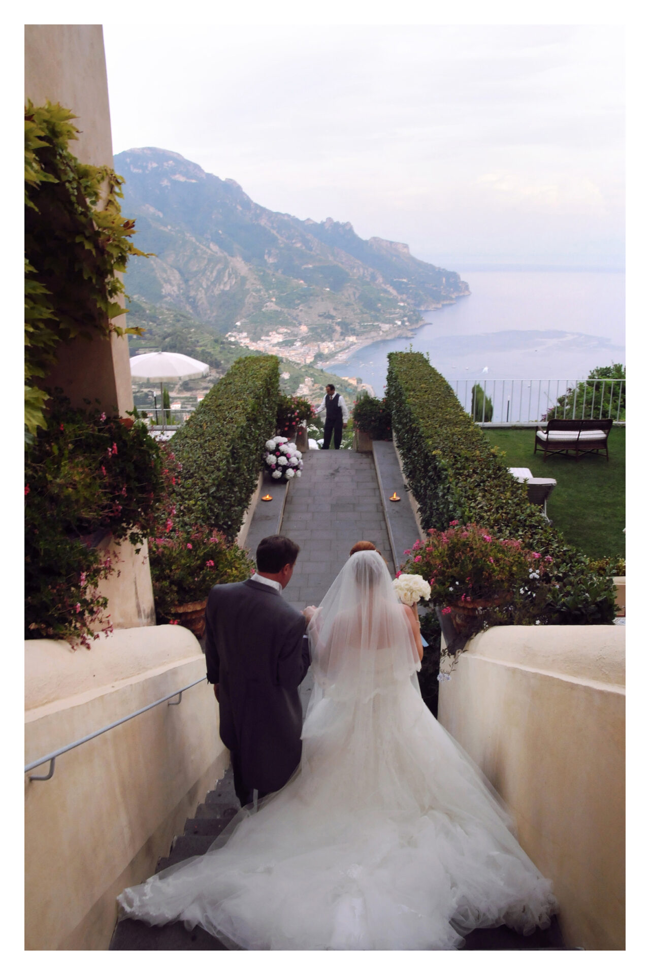 Weddings in Hotel Caruso