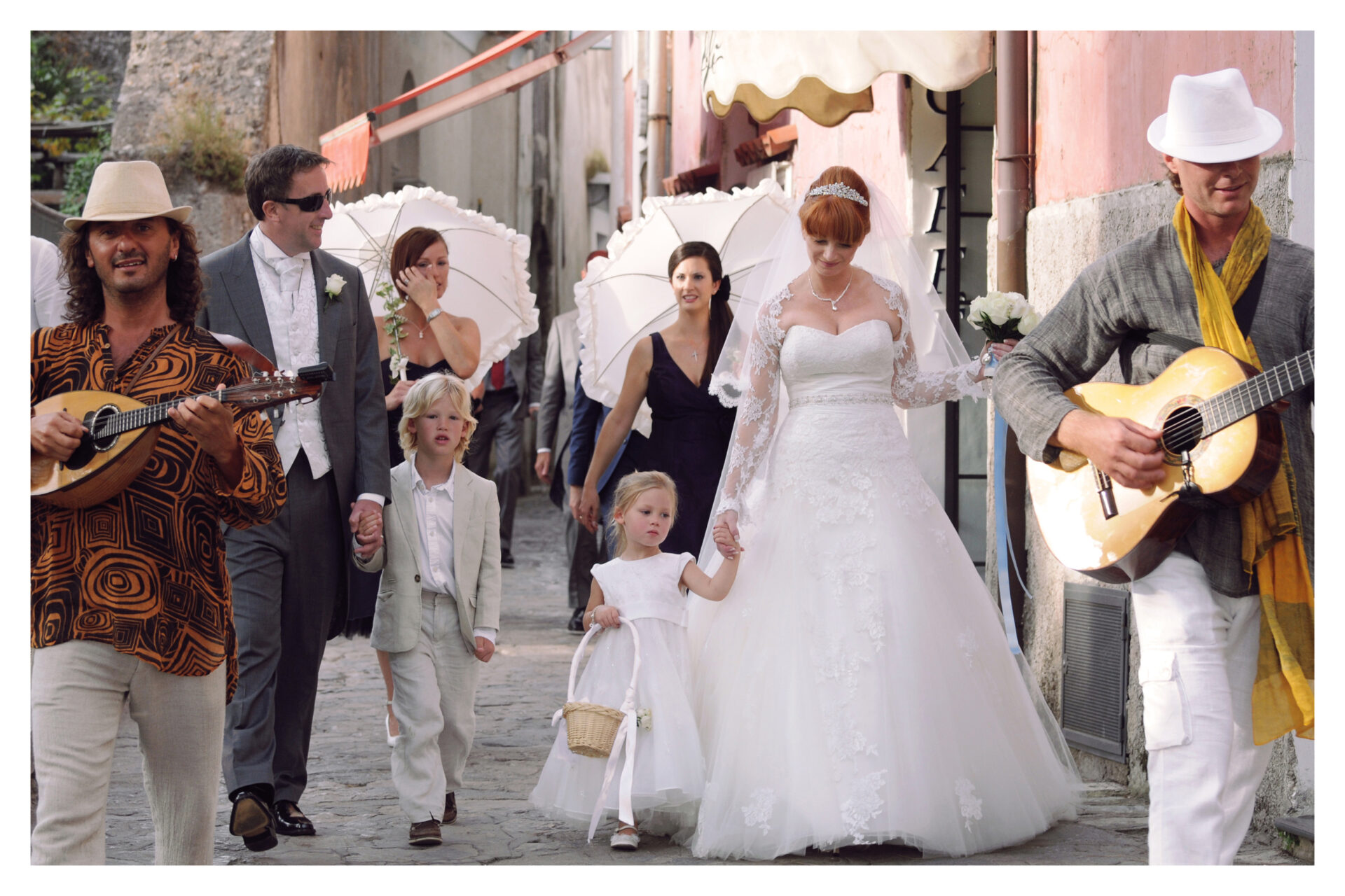 Destination Weddings in Ravello