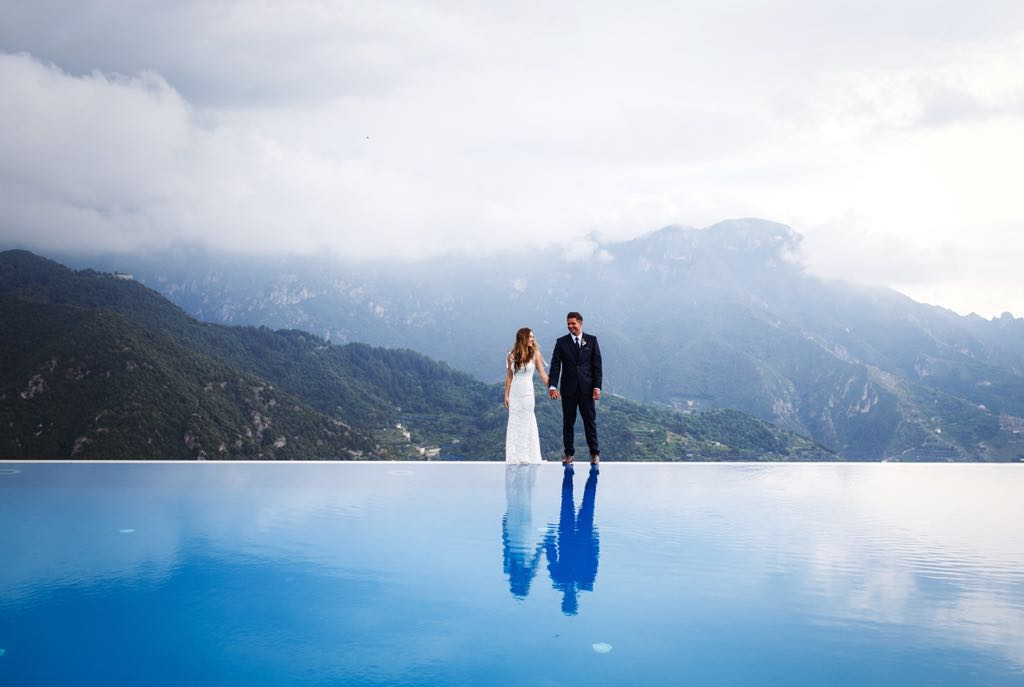 Villa Cimbrone Amalfi Coast Wedding Venue