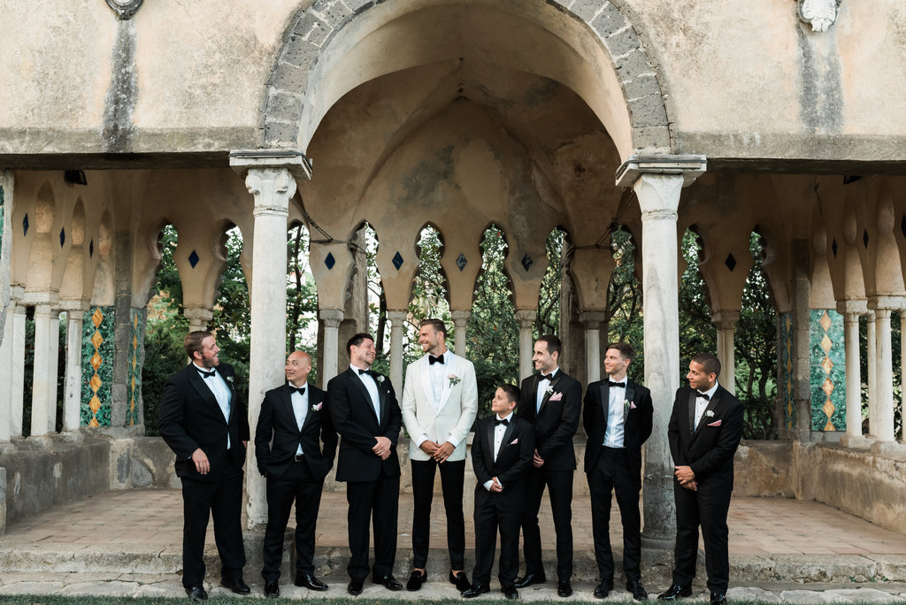 Exclusive Weddings in Italy