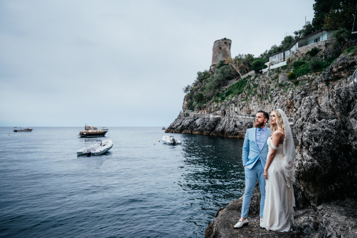 wedding in praiano amalfi coast