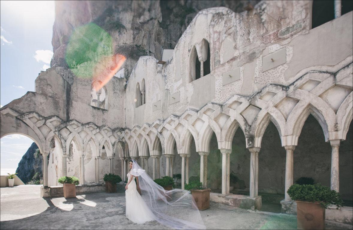 Exclusive weddings in Amalfi