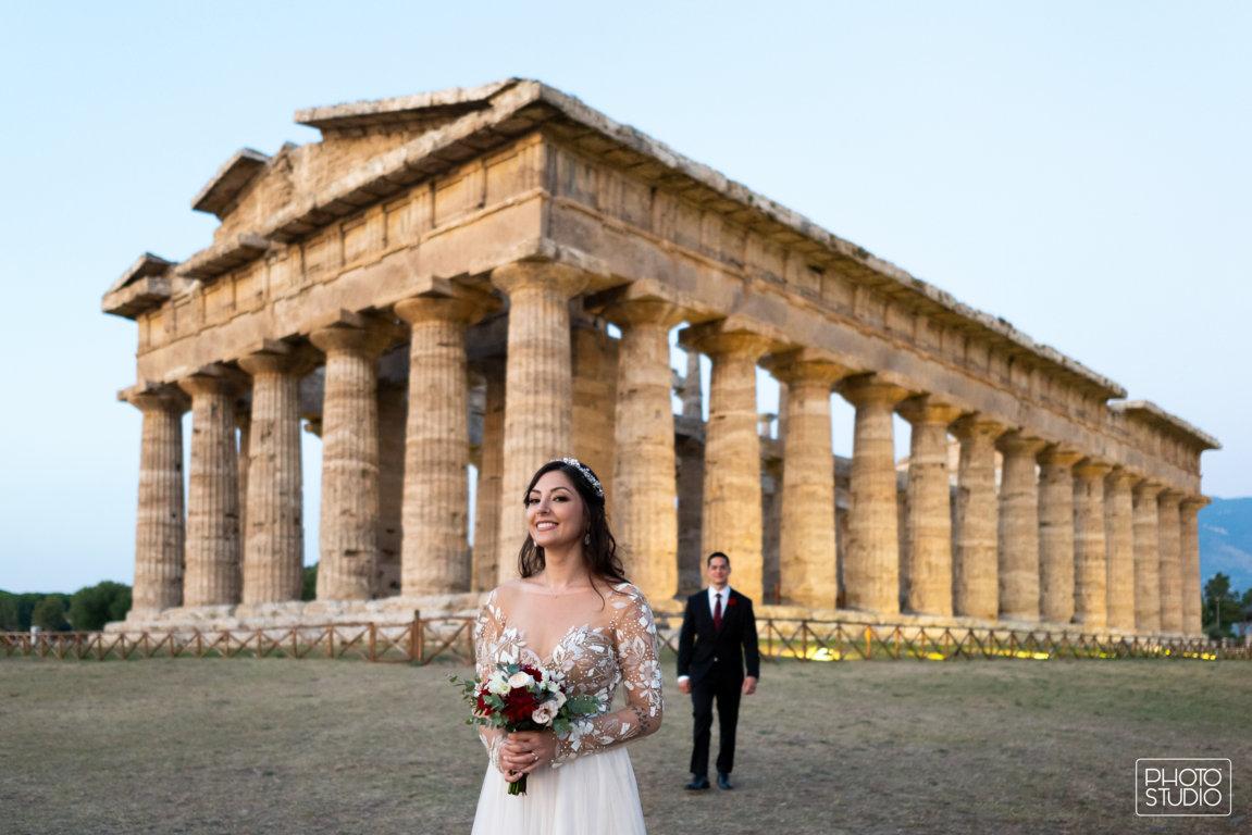 Paestum wedding - Destination wedding in Italy
