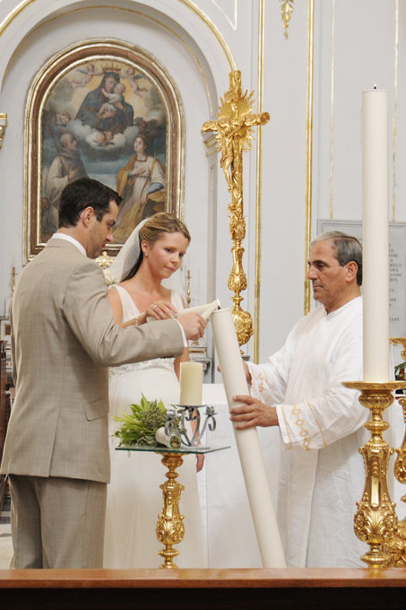 Catholic Weddings in Positano
