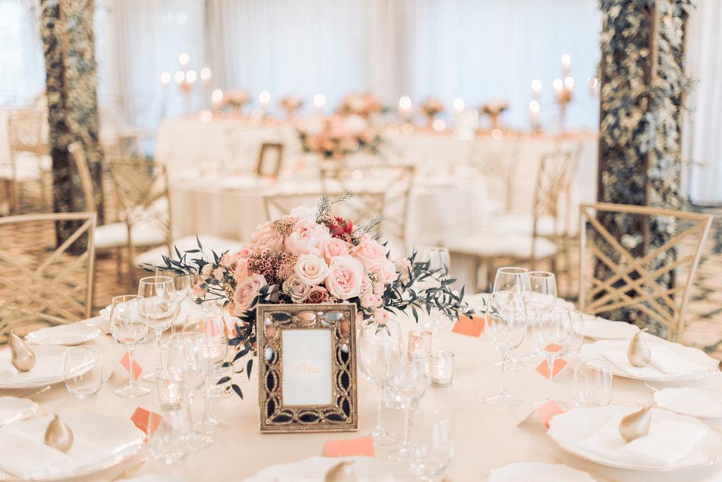 Villa Eva wedding marquee - wedding reception in Ravello