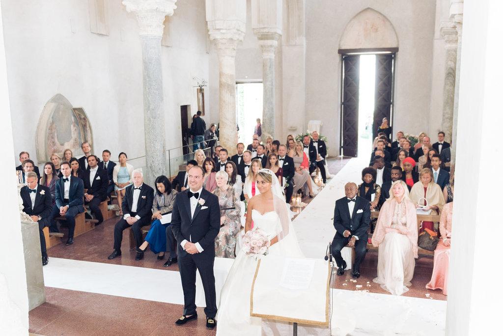 Protestant Weddings in Ravello