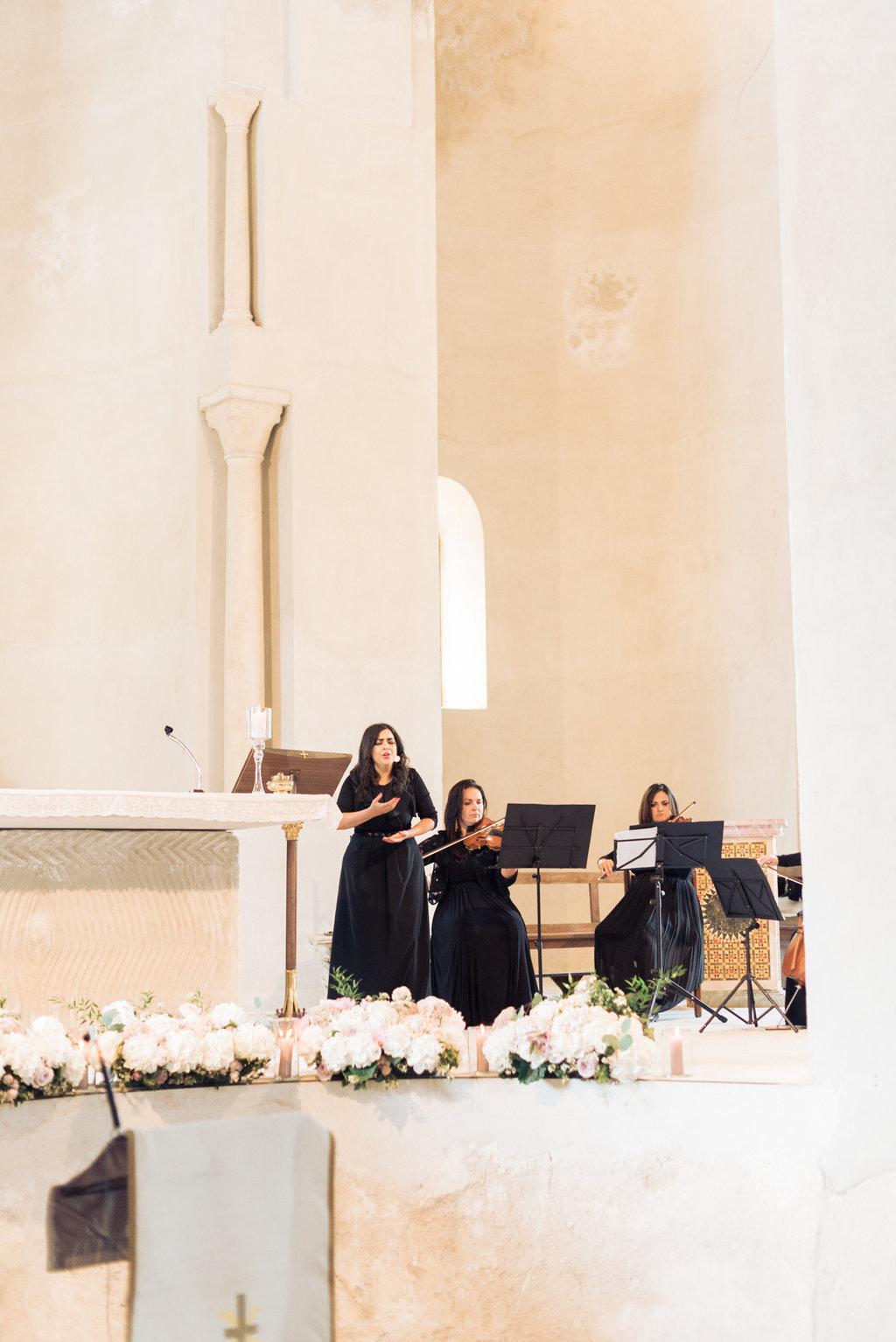 Protestant Wedding in Ravello music