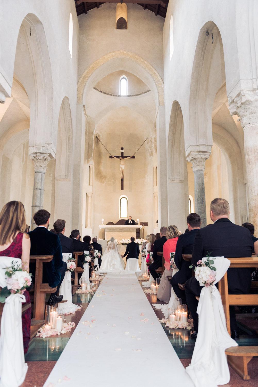 santa maria a gradillo ravello catholic weddings
