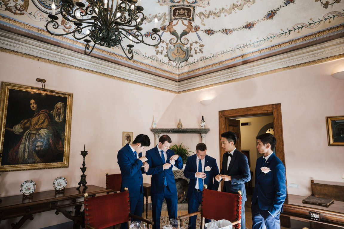 Wedding in Villa Cimbrone